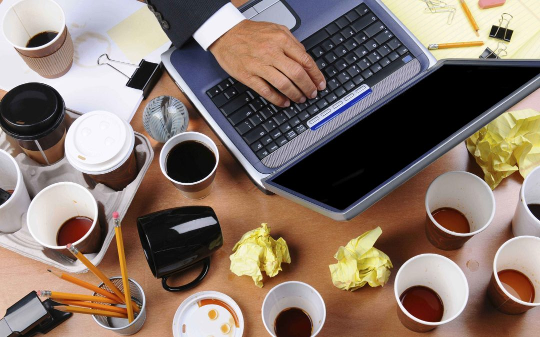 Office Clutter, Income Cutter
