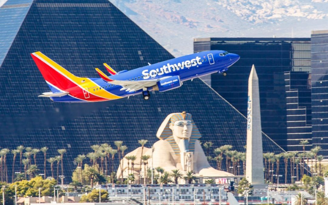 Southwest Airlines' 3 Jets of Success